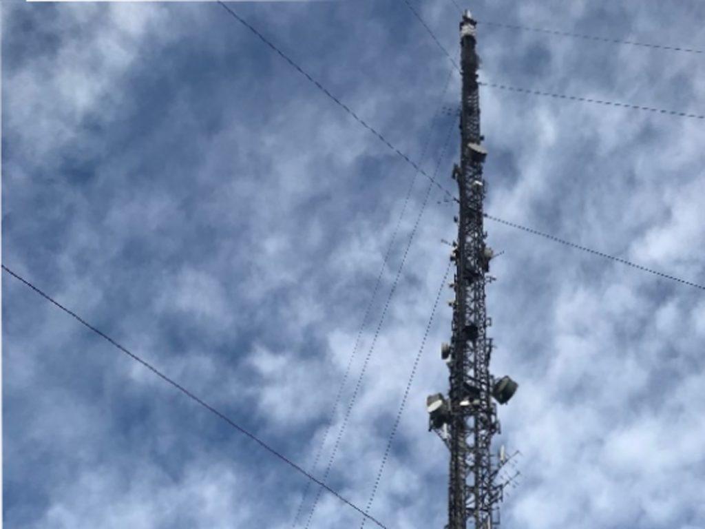 Vibration Monitoring on a Telecommunications Mast